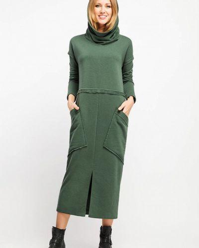 Платье - зеленое Giulia Rossi