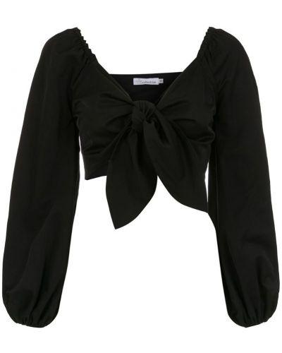 Свободная блузка с длинным рукавом Nk Collection