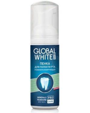 Ополаскиватель для рта белый Global White