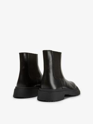 Ботинки челси - черные Camper
