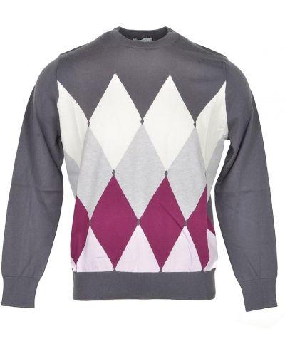 Szary sweter Ballantyne