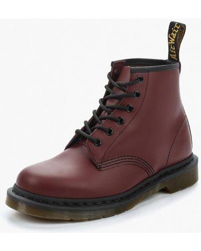 Кожаные ботинки резиновые Dr Martens