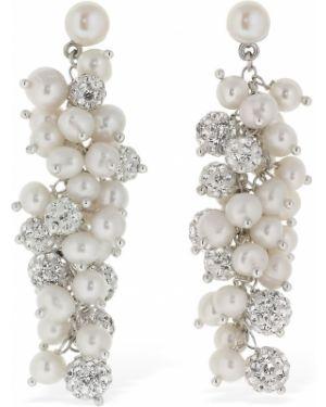 Kolczyki z perłami kolczyki ze sztyftem kolczyki pierścionki Magda Butrym