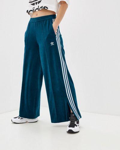 Спортивные брюки бирюзовый Adidas Originals