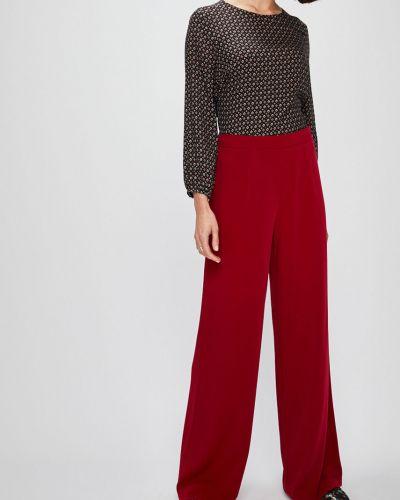 Свободные брюки с завышенной талией с поясом Answear