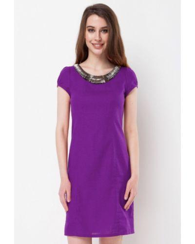 Платье весеннее фиолетовый Ruta-s