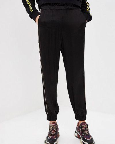 Черные брюки повседневные Pinko