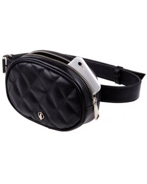 Czarna torebka duża skórzana elegancka Milton