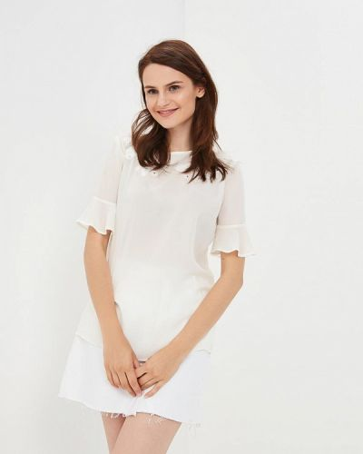 Блузка с коротким рукавом индийский бежевый Ovs