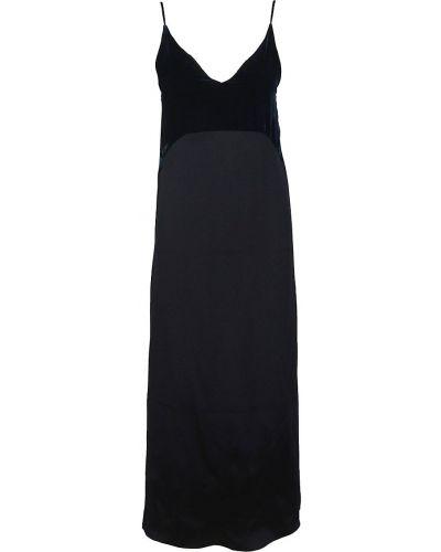 Платье с V-образным вырезом Maje