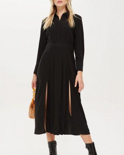 Платье платье-рубашка осеннее Topshop