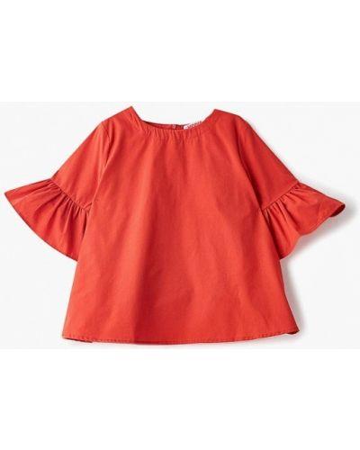 Блуза красная Modis