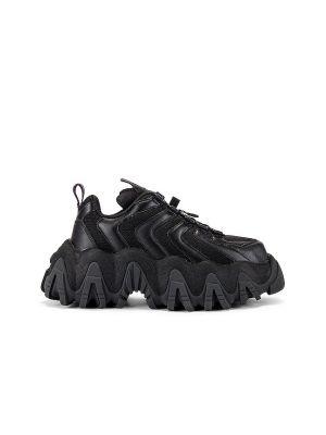Buty sportowe skorzane - czarne Eytys