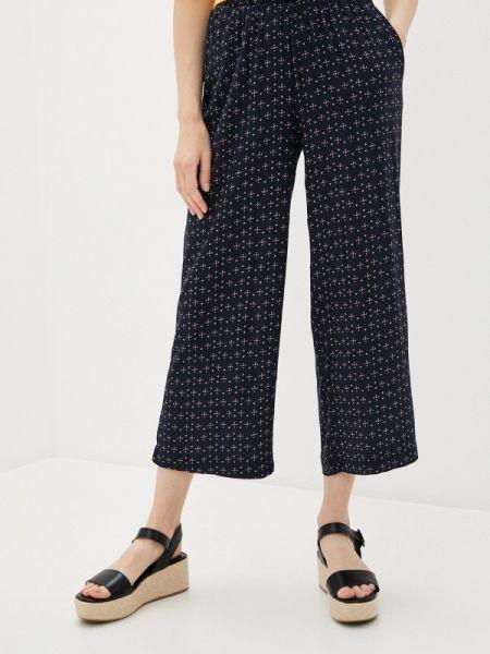 Синие повседневные брюки Ichi