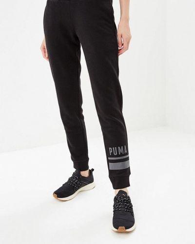 Черные спортивные брюки Puma