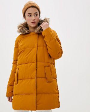 Утепленная куртка - желтая Macleria