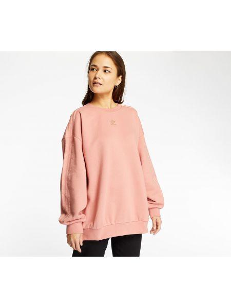 Розовый свитшот Adidas Originals