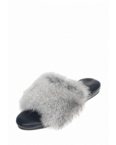 Тапочки серый Litvin