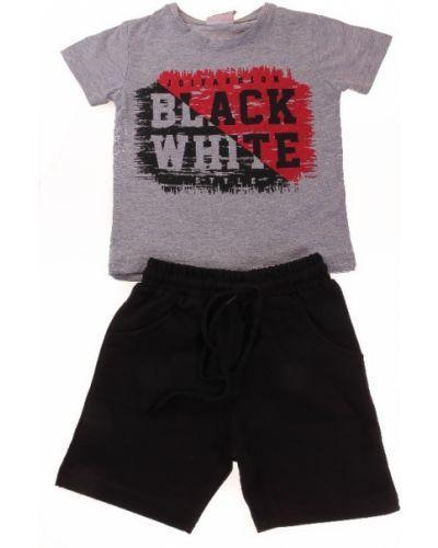 Черная футболка Joi