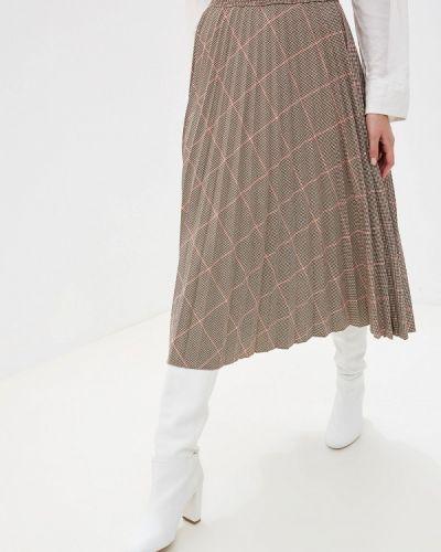 Плиссированная юбка Mango