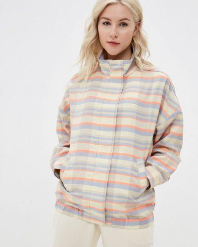 Разноцветная куртка Unq