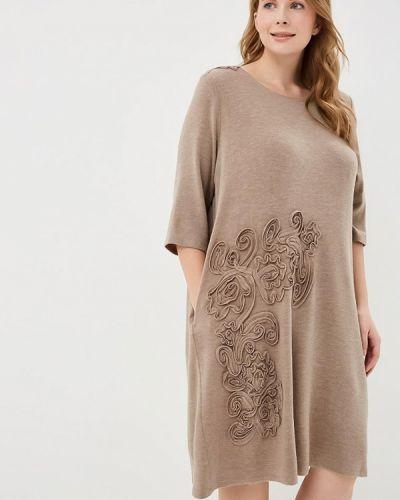 Повседневное платье осеннее Zar Style