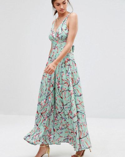 Платье с поясом Darling