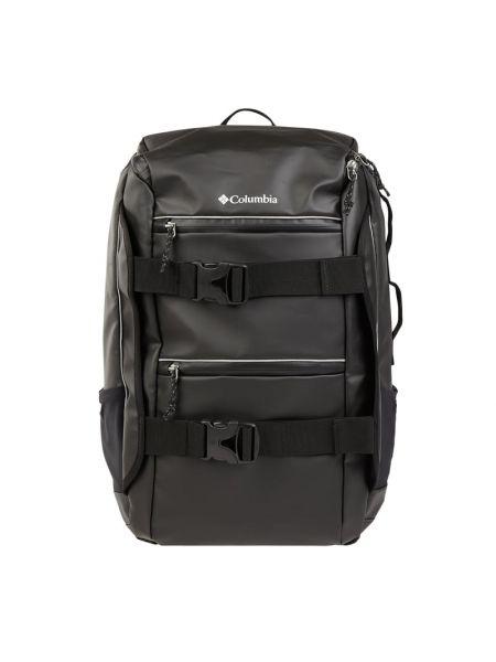 Czarny plecak na laptopa Columbia
