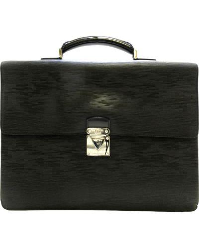 Teczka - czarna Louis Vuitton Vintage