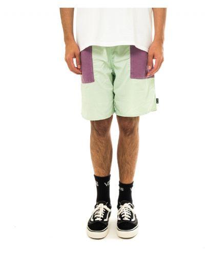 Zielone szorty Huf
