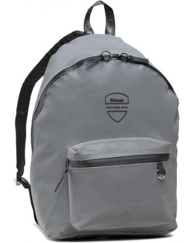 Plecak srebrny Blauer