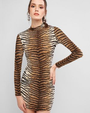 Платье мини облегающее макси Zaful