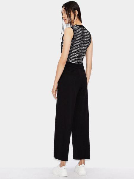Платье - черное Armani Exchange
