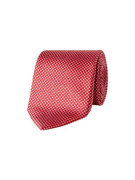 Migocący jedwab krawat Olymp