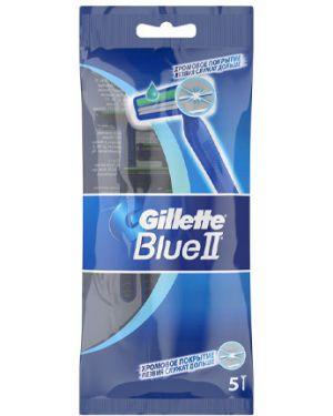 Сменная кассета для станков синий Gillette