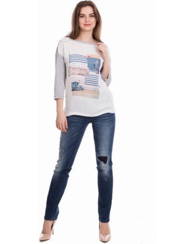 Синие джинсы классические Tom Tailor