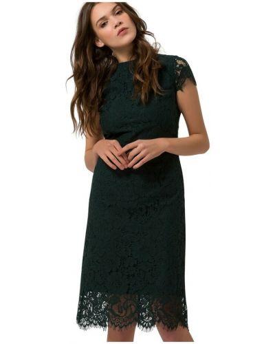 Zielona sukienka koronkowa Ivy & Oak