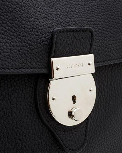 Портфель кожаный Gucci