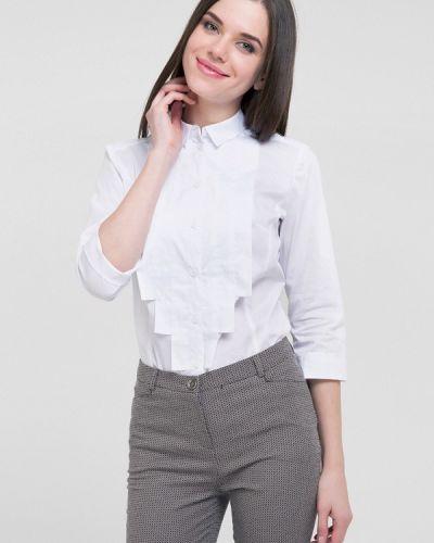 Рубашка с длинным рукавом белая Dlys