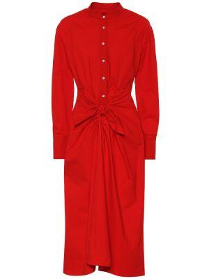 Платье миди платье-майка платье-рубашка Proenza Schouler