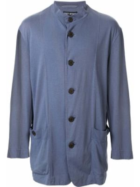 Пиджак свободного кроя Issey Miyake Pre-owned