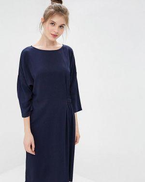 Синее платье Baon