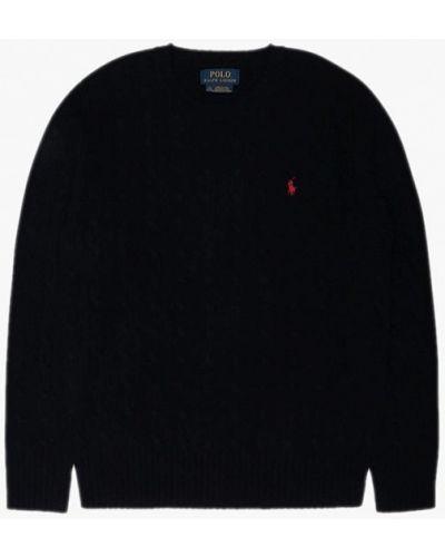 Черный джемпер Polo Ralph Lauren