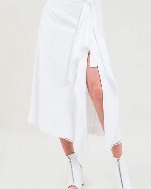 Белая юбка Maxa