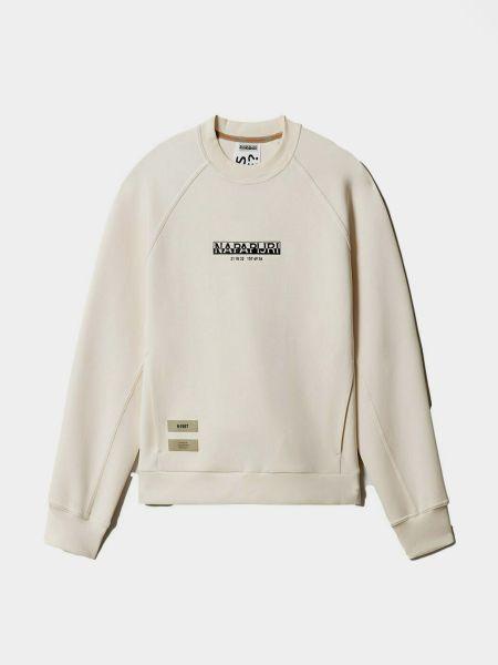 Белая свитер Napapijri