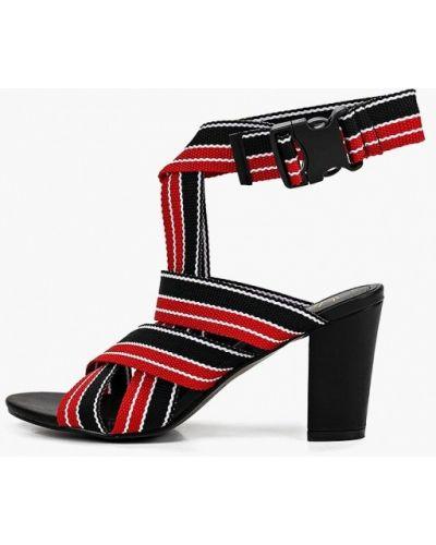 Босоножки на каблуке Sergio Todzi