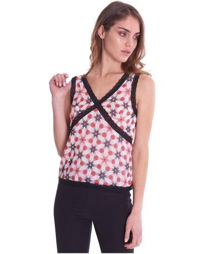 Różowa koszulka Luckylu