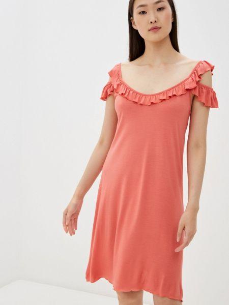 Розовая рубашка Relax Mode