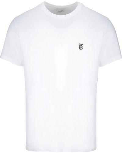 Biała koszula Burberry