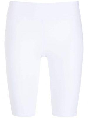Белые шорты из эластана Lygia & Nanny